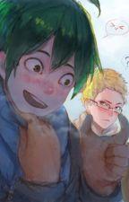 I'm Cold. || TsukkiYama Oneshot (Haikyuu!!) by Verkaya
