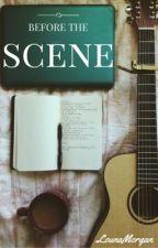 Before the scene (Lou) [REECRITURE] by lounamorgan