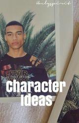 Character Ideas by hoelyspirit