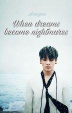 """""""When dreams become nightmares"""" - Jungkook by Avangeee"""