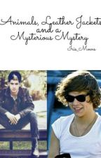 Animals, Leather Jackets And A Mysterious Mystery (Zarry) by Iris_Moens