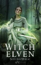 Le seigneur des anneaux: The Witch Elven by Lanenn-chan