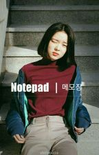 Notepad → Namjoon by ohmypizza