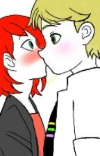 Beso Accidental [AdrienxNathaniel] by LalaQueen01