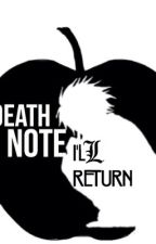 Death note by froste9
