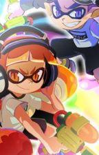 Splatoon: Splash of A Different Color (Rewritten) by PrincessCutie2