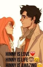 There she was... (short Hinny story)  by weaslette_7