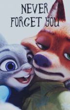 Never Forget You - Judy & Nick by kuromichan