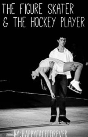 The Figure Skater & The Hockey Player by Happyfaceforever