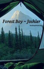 Forest Boy ~ Joshler by MaddestMadHatterEver