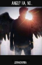 Angel? Ha, no... by JsemAnonymka