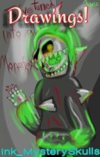 Drawings! :D by Izotz_The_Ice_Dragon