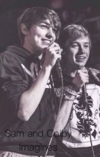 Imagines → Sam and Colby (requests closed) by nuketallica