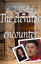 The elevator encounter (Robert Lewandowski FF) by carolinsouza