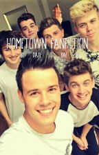 HomeTown Fanfiction by Dayl_is_Bae_CR