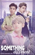 Something different [CHANBAEK/SEBAEK] (POPRAWKI) by bacontrash_04