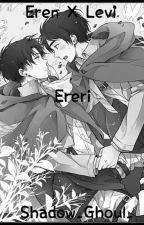 Eren X Levi. Ereri  by Tychez