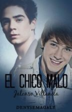 el chico malo -jalonso Villalnela - by denysemagaly