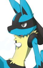 Lucario x reader by MalloryPresley2001