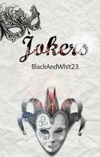 JOKERS by BlackAndWhit23