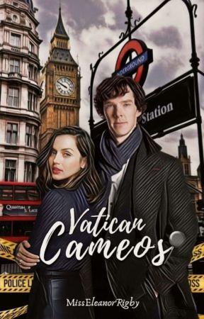 Vatican Cameos  by MissEleanorRigby