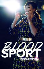 Bloodsport ↠ Noah Foster by miss-roden