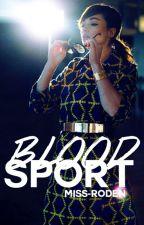 Bloodsport ↠ Noah Foster by miss-roden