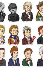 Classic Doctor Who Problems by brendonscheekbones