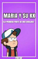 María Y Su KK (Dibujos) by Frutah