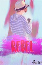 Rebel ♣ Reiji Sakamaki by -Pxttxr