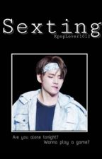 Sexting: a BTS V fanfiction by KpopLover1012