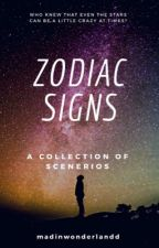 • Zodiac Signs •  {ON HOLD} by puddingcakepie