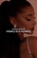 misery is a mystery {texts, ariana x reader}  by tbhdinahaf