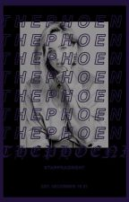 The Phoenix ▷ B. BARNES  [o.h] by -voidPietro