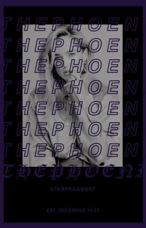 The Phoenix ▸ B. BARNES ✓ by starfragment