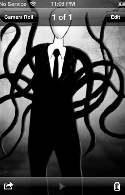 You Found Me- Slenderman Story