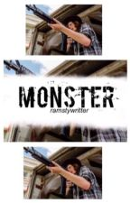 Monster // Carl Grimes by ramstywritter