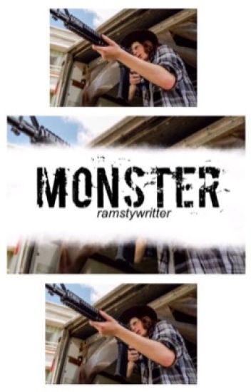 Monster // Carl Grimes