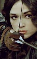 The Alphas Huntress by allyBC