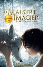 Le Maestre Imagier / tome I  La fille dans l'ombre by Legendiere