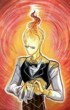 Inamorata | Grillby X Reader by SaffyDaffyDuck