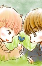 WE GOT MARRIED. FF NamJin, SLIGHT: VHope, MinYoon, GKook (SLOW UPDATE) by Mitha_Park