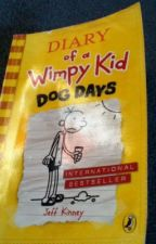 Diary of the wimpy kid dog days by rileyfletch