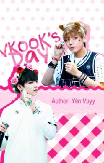 [DRABBLE][VKOOK] VKook's Day