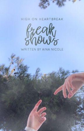 Freak Shows | ✓ by piggybacks