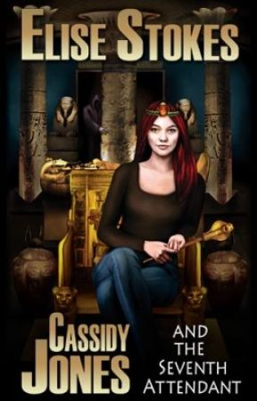 Cassidy Jones and the Seventh Attendant (Cassidy Jones Adventures #3) by EliseStokes
