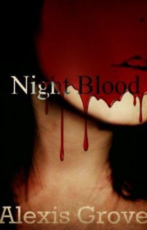 Night Blood (Night Ties Book 1) by AlexisGrove