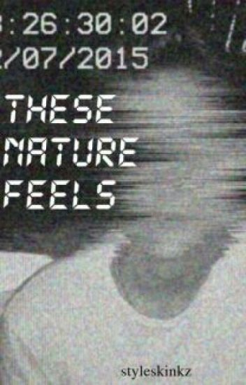 These Nature Feels ♚ (Russian translation)