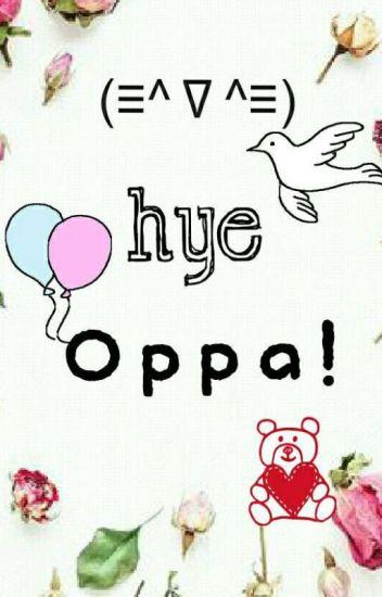 Hye,Oppa | Seventeen FF