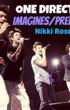One direction Imagines! Sweet/Romantic/Dirty by NikkiRose22